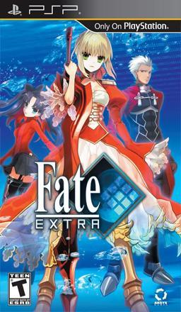 Descargar Fate EXTRA [English][FIX][PLAYASiA] por Torrent